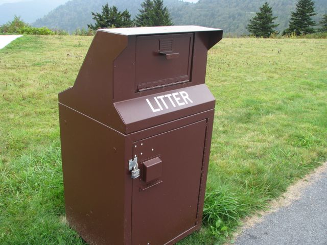 Bear Proof Trash Cans The Thundering Herd
